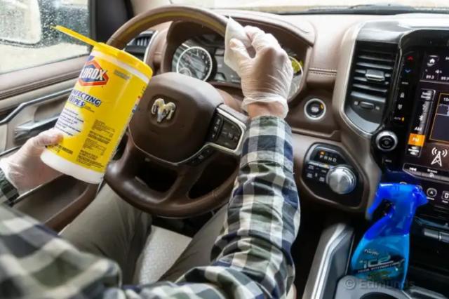 Американский опыт уменьшения риска заражением коронавируса в вашем автомобиле